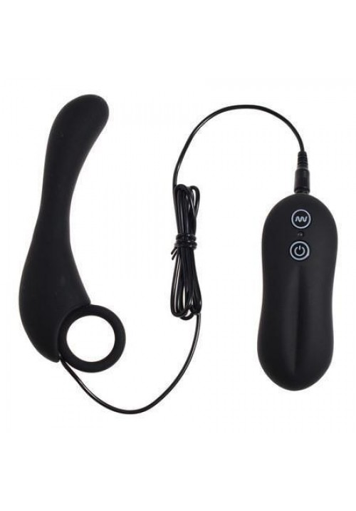 Free shipping Waterproof mute vibration beads anal plug electric shock butt plug Experience ultimate for men and women