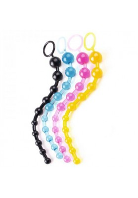 26 cm  Waterproof 10-Ball Anal Beads, Butt Plug, Anal Sex Toys ,Couples Flirting Anal Plug  Adult Sex Products