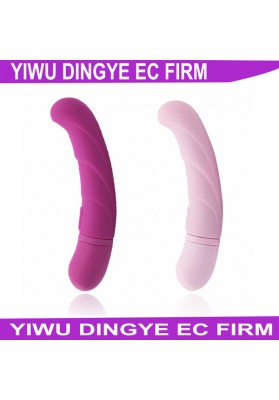 2014 New USB Rechargeable 10 Speed Vibration Silicone Vibrator Sex Machine for Women Masturbation