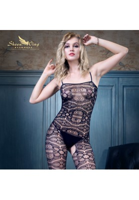 2015 Quality Fishnet Body Stockings Sexy Body Suit Hot Lingerie For Women