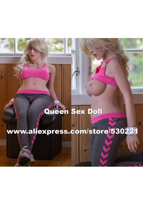 135cm NEW Top quality life size silicone sex doll vagina real pussy, artificial girl for sex, real human dolls, oral love doll