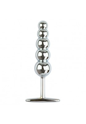 5 Balls Metal Beads Anal Toy Stainless Steel Butt for Men and Women Sex Love Tools Vaginal Beads Vaginal Plug Adult Sex Product