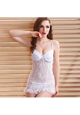 High Quality Sexy Lace Lingerie with G-String Lady Sexy Sleepwear Costume Intimates,Sexy Dress Pole Dance,Sex Products for Women
