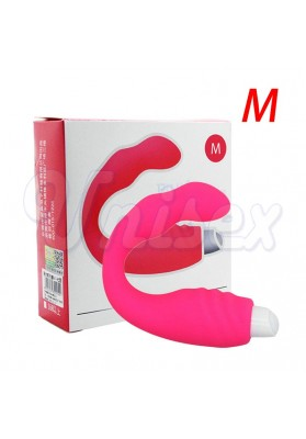 Anal Pleasure Vibrating Prostate Massager G-Spot Smooth Silicone Vibrators for Men, Male Sex Toys Adult Anal Toys Sex Products