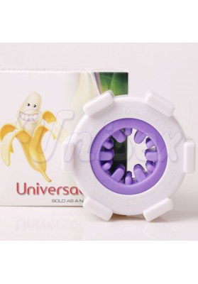 YouCups Protable Purple Universal Ring Super Comfortable Masturbators Body Massager, Male Sex Toys, Adult Sexy Product