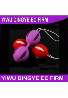 10 PCS/ LOT Wholesales Vagina Exerciser Kegal Ball Smart Bead Ball Love Ball Virgin Trainer Sex Product For Women