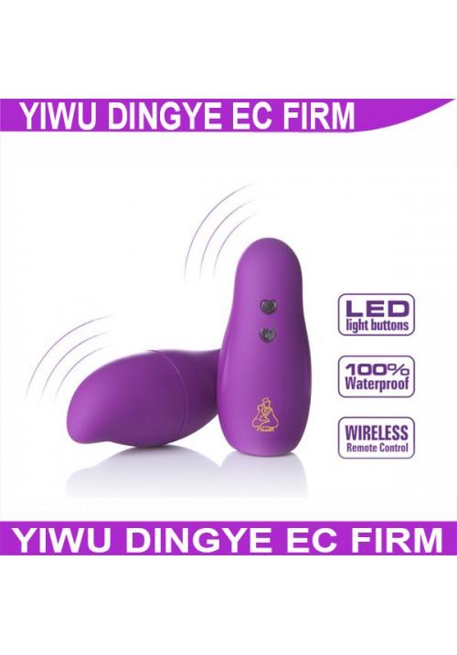 Magic Wireless Egg Remote Control Personal Body Massager Vibrator