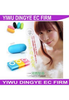 Wilress Vibrators  20 Speed Vibration MP3 Bullet and Egg  Vibrators For Females Sexo Sexy Toys