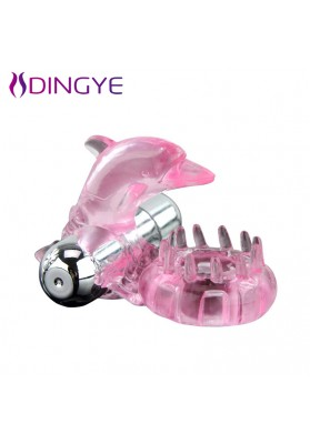 2015 Pretty Love Penguin Ring , Silicon Vibrating Cock Ring, Penis Rings, Cockring, Sex Toys, Sex Products, Adult Toy