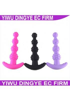 2015 New Ana  Toys Adult Silicome Butt Plug Anal Beads Sex Toys Anal Plugs Sexy Toys For Men