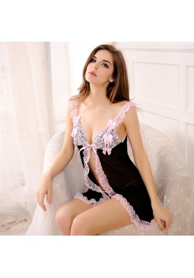 Baby doll sexy lingerie, Women Sexy Lace Lingerie, Sexy Nightgowns, Open Crotch Intimate Lingerie Plus Size