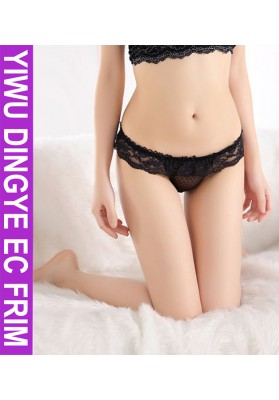 WOMEN'S SEXY LINGERIE BUTTERFLY THONG PANTIES G String Thongs T Pants
