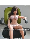 110cm Top quality japanese silicone adult sex doll, solid silicone love dolls, oral adult sex toys for men dolls, vagina anal