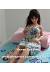 110cm Top quality real silicone doll, japanese sex doll, artificial vagina doll with oral anus sex, lifelike sex toys for men,